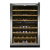 Frigidaire ffwc38f6ls 21 5 inch 38 bottle wine cooler with two temperature zones