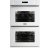 Frigidaire gallery fget3065kw 30 inch double electric wall oven white
