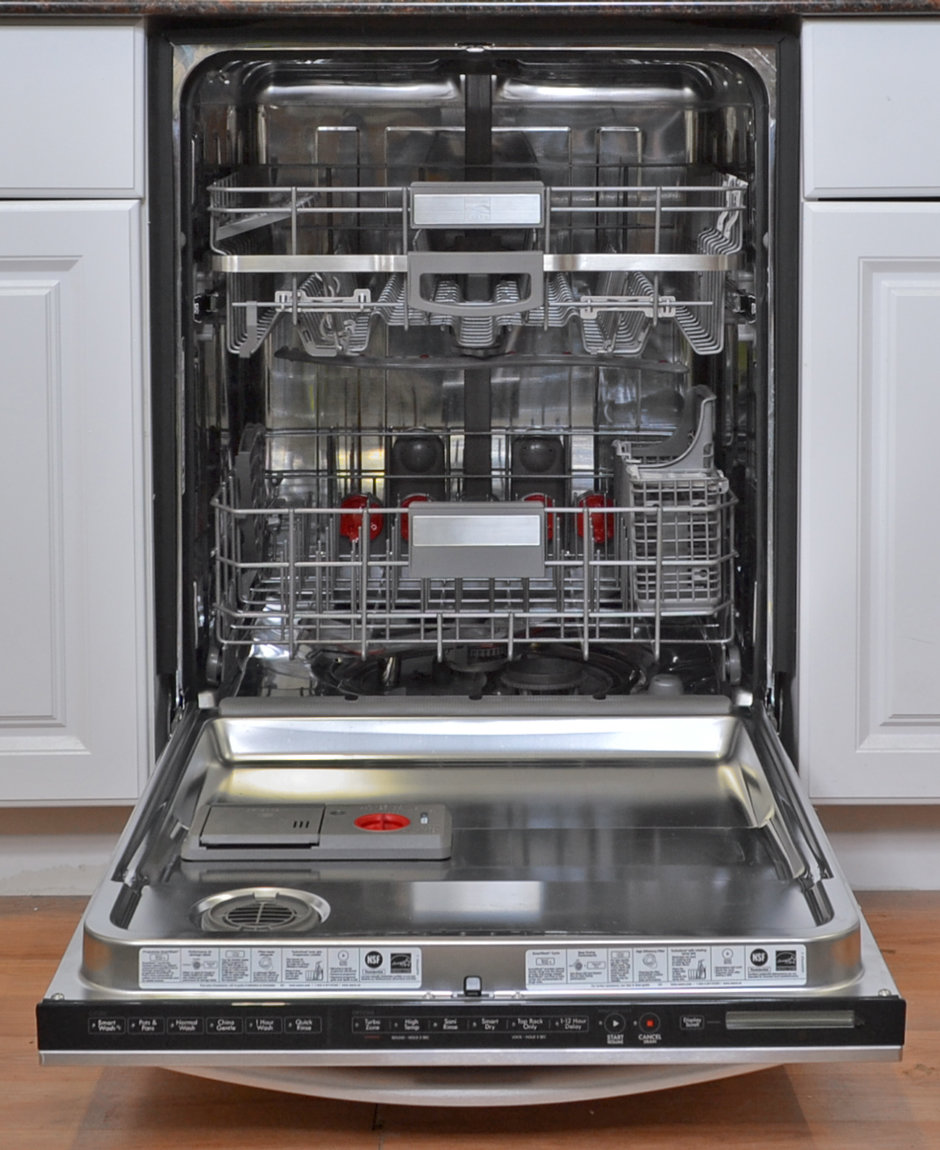 kenmore 14573 dishwasher. the kenmore elite 12793 with its door open 14573 dishwasher o