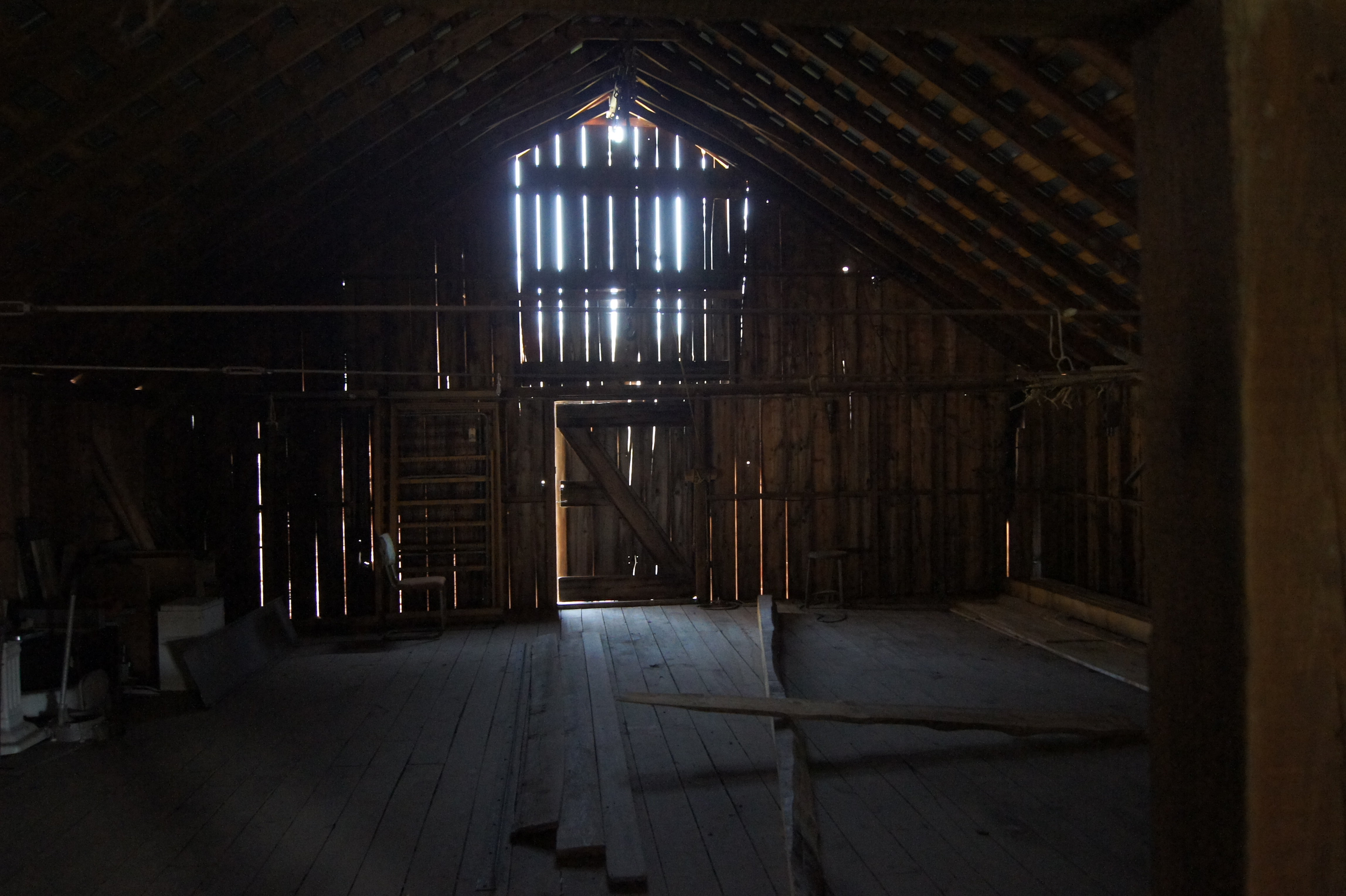 Barn Sample