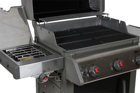 weber spirit e 320 gas grill review grills. Black Bedroom Furniture Sets. Home Design Ideas