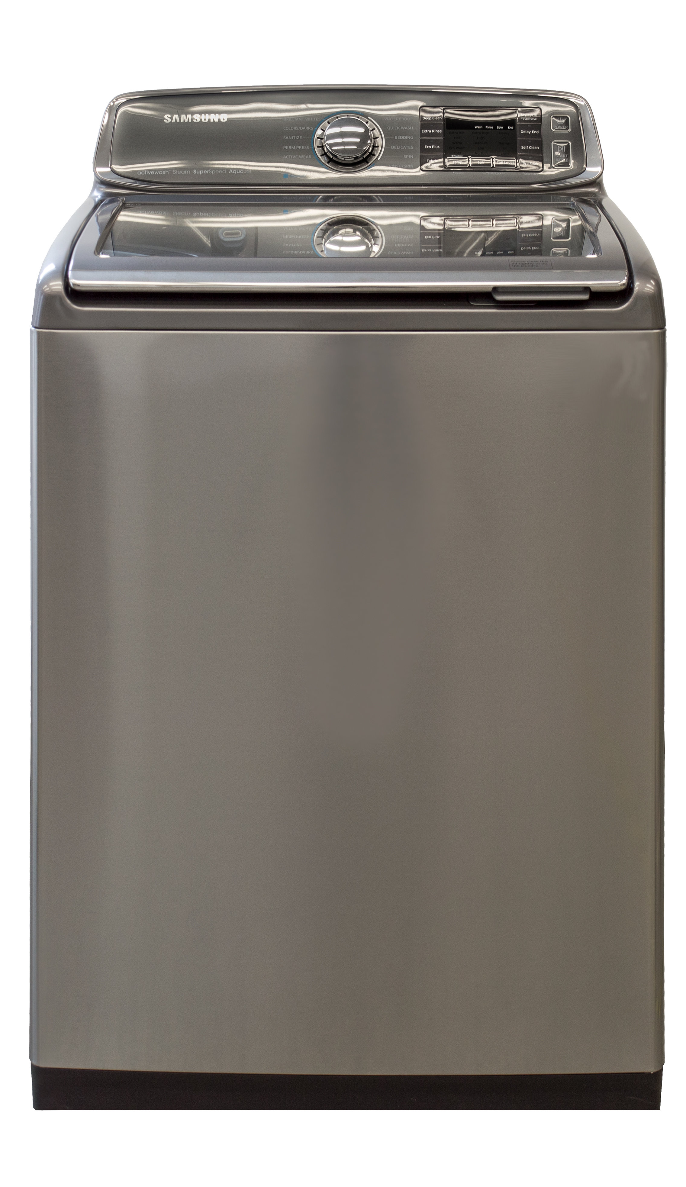 The best top load washer and dryer combo 2015 - The Samsung Wa52j8700ap Looks Like Very Other Samsung Top Loader