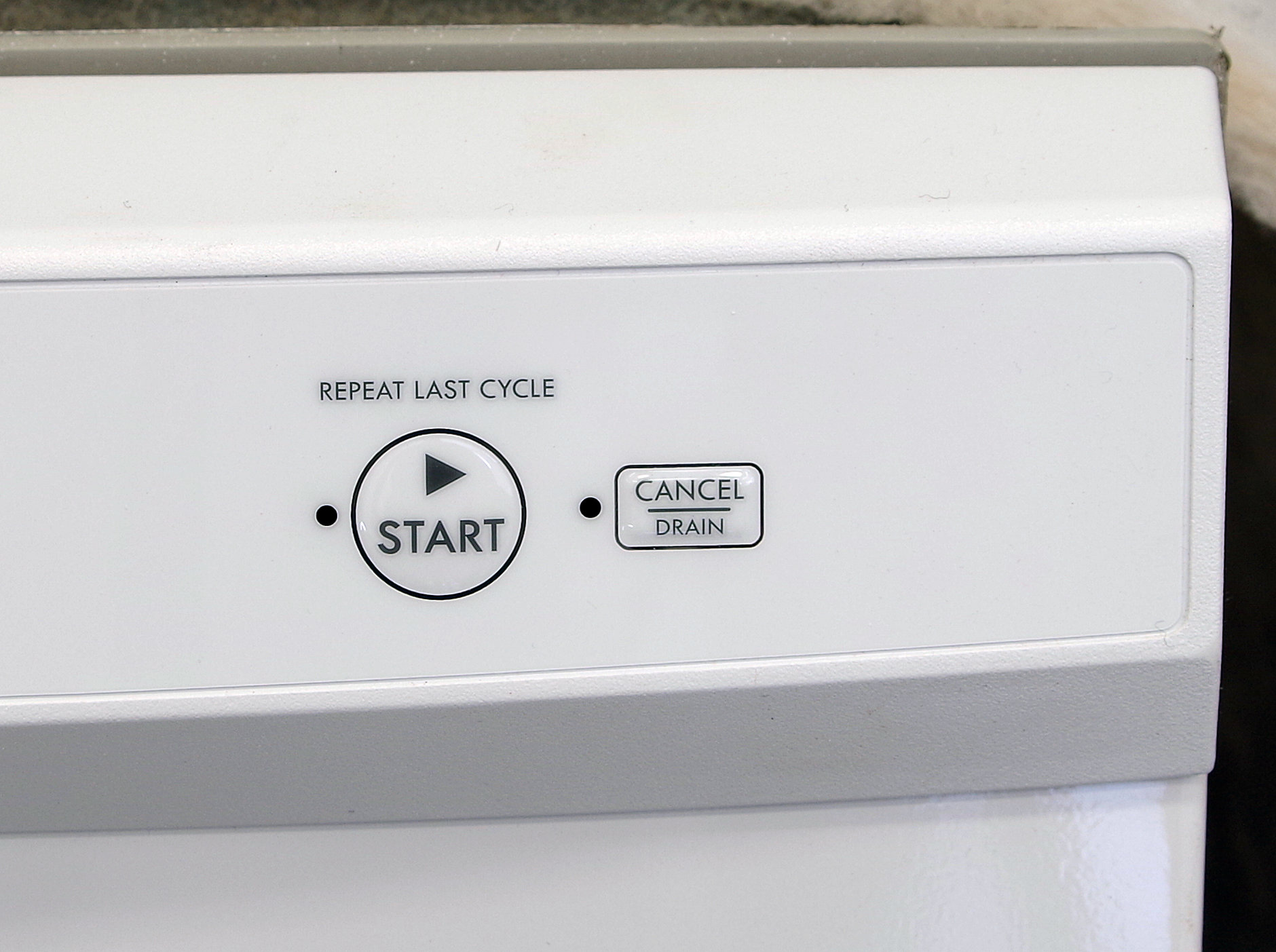 Kenmore 13042 Start Button