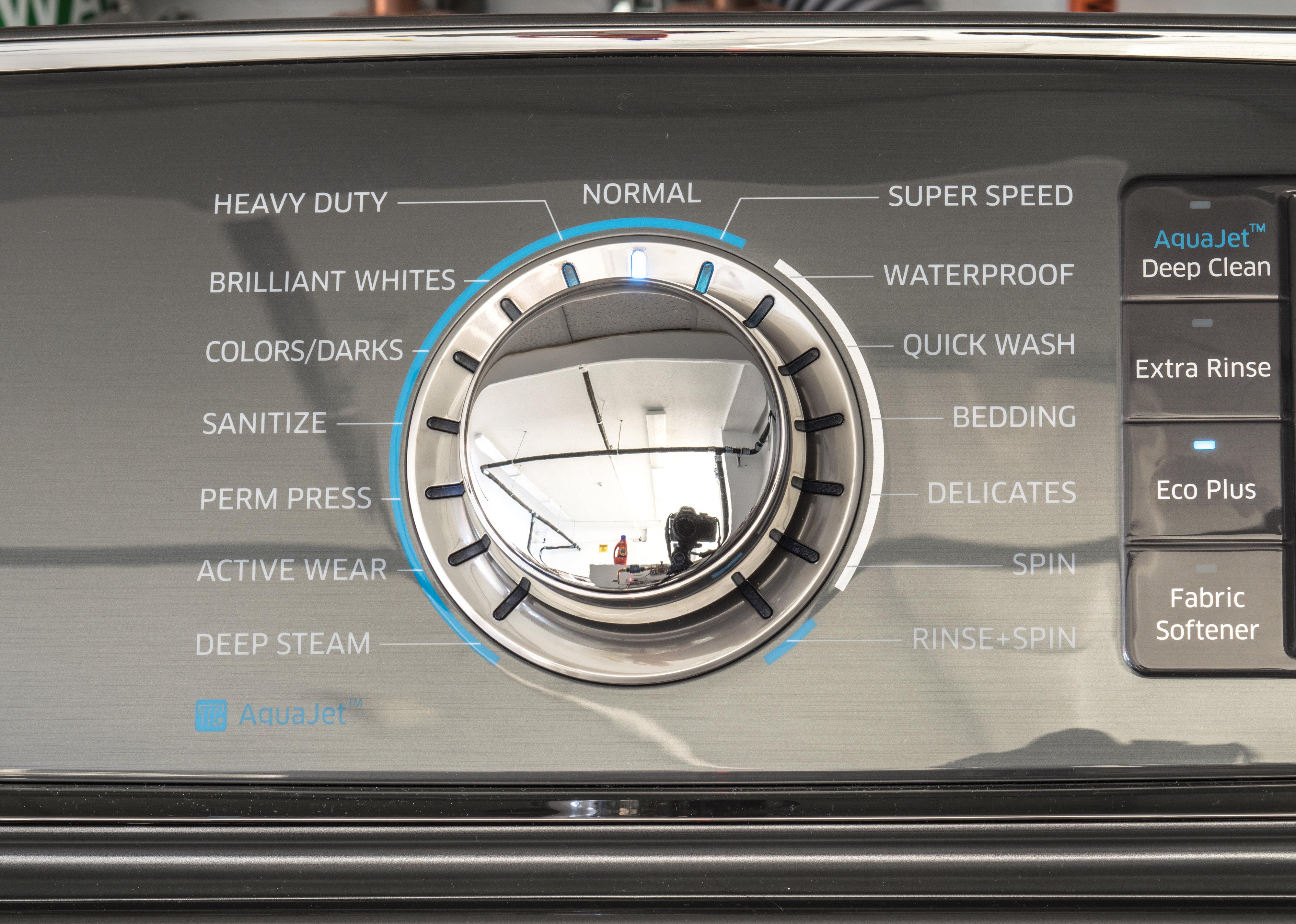 Samsung Wa52j8700ap Activewash Washing Machine Review