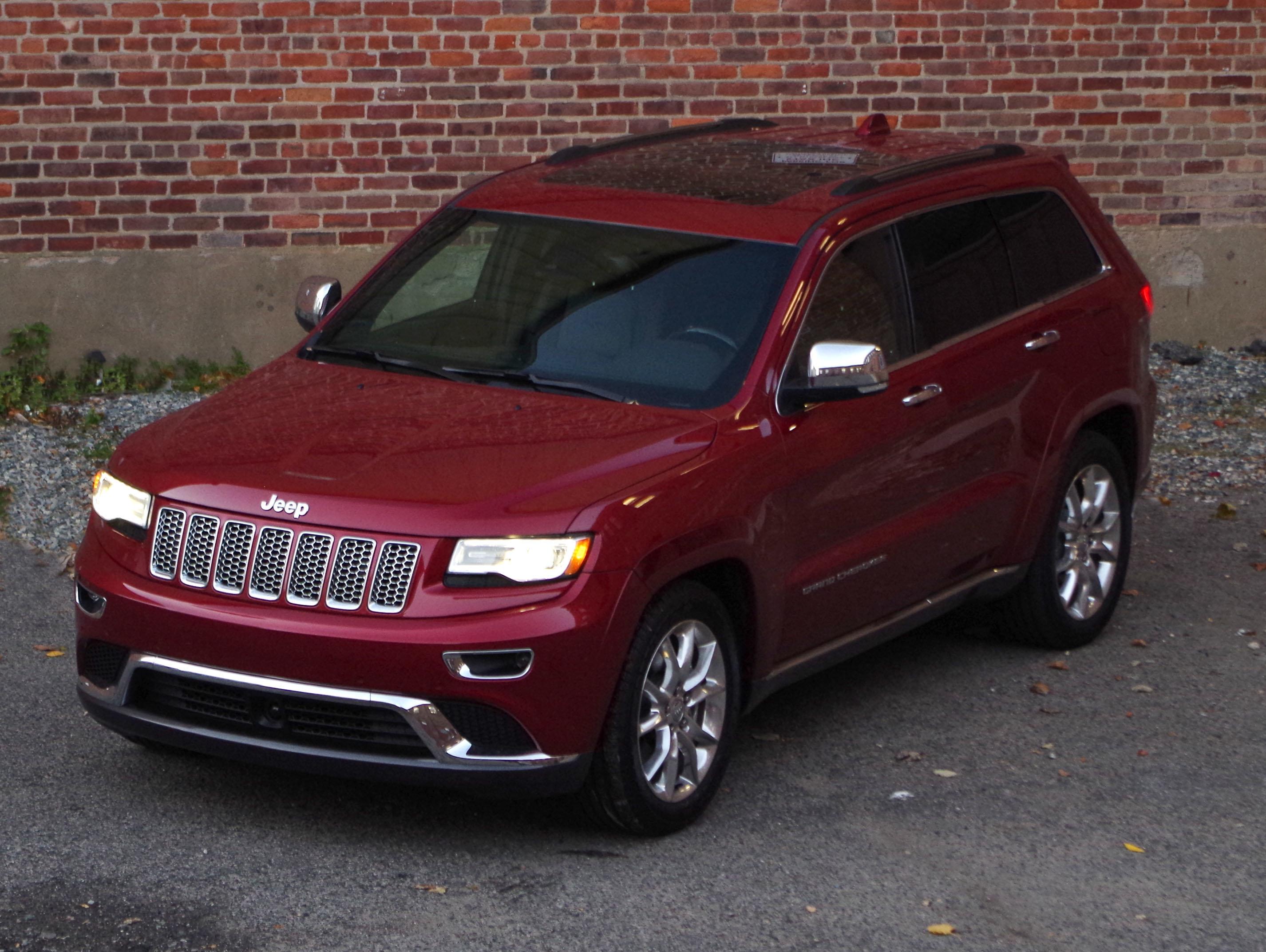 2014 jeep grand cherokee diesel suv meet mpg cars. Black Bedroom Furniture Sets. Home Design Ideas