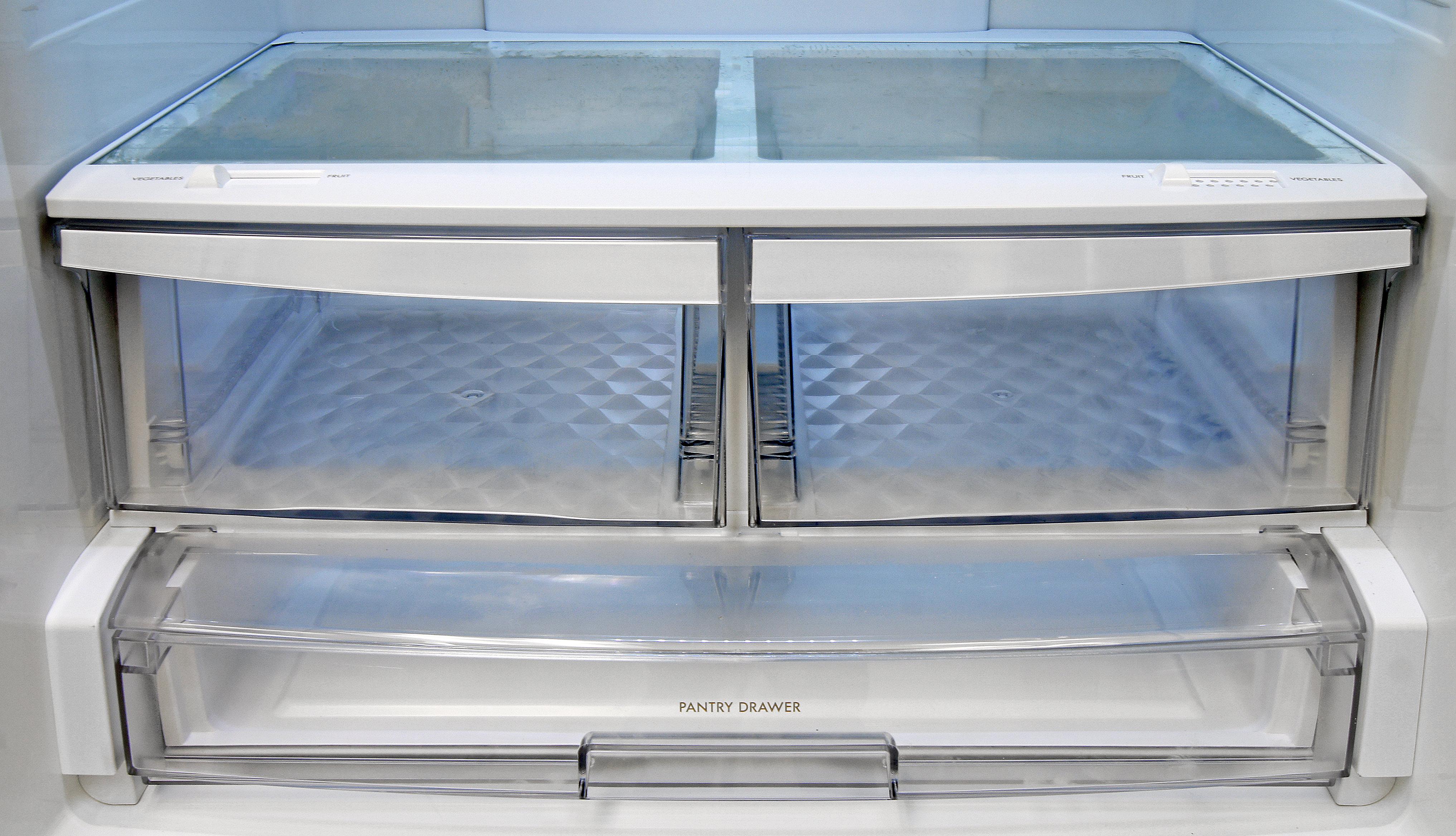 Kenmore elite refrigerator water line hookup