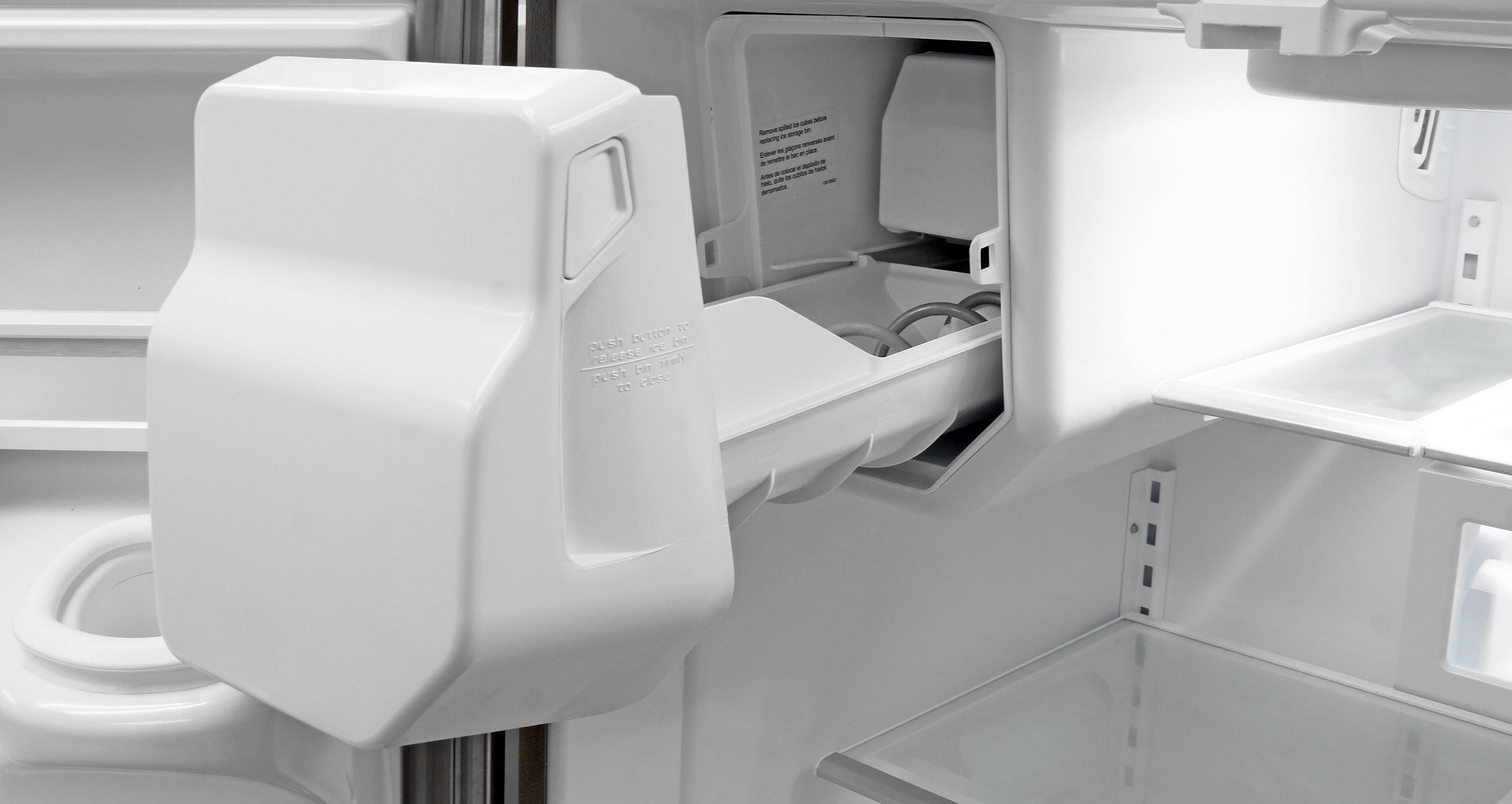 Kitchenaid Kfxs25ryms Refrigerator Review Reviewed Refrigerators