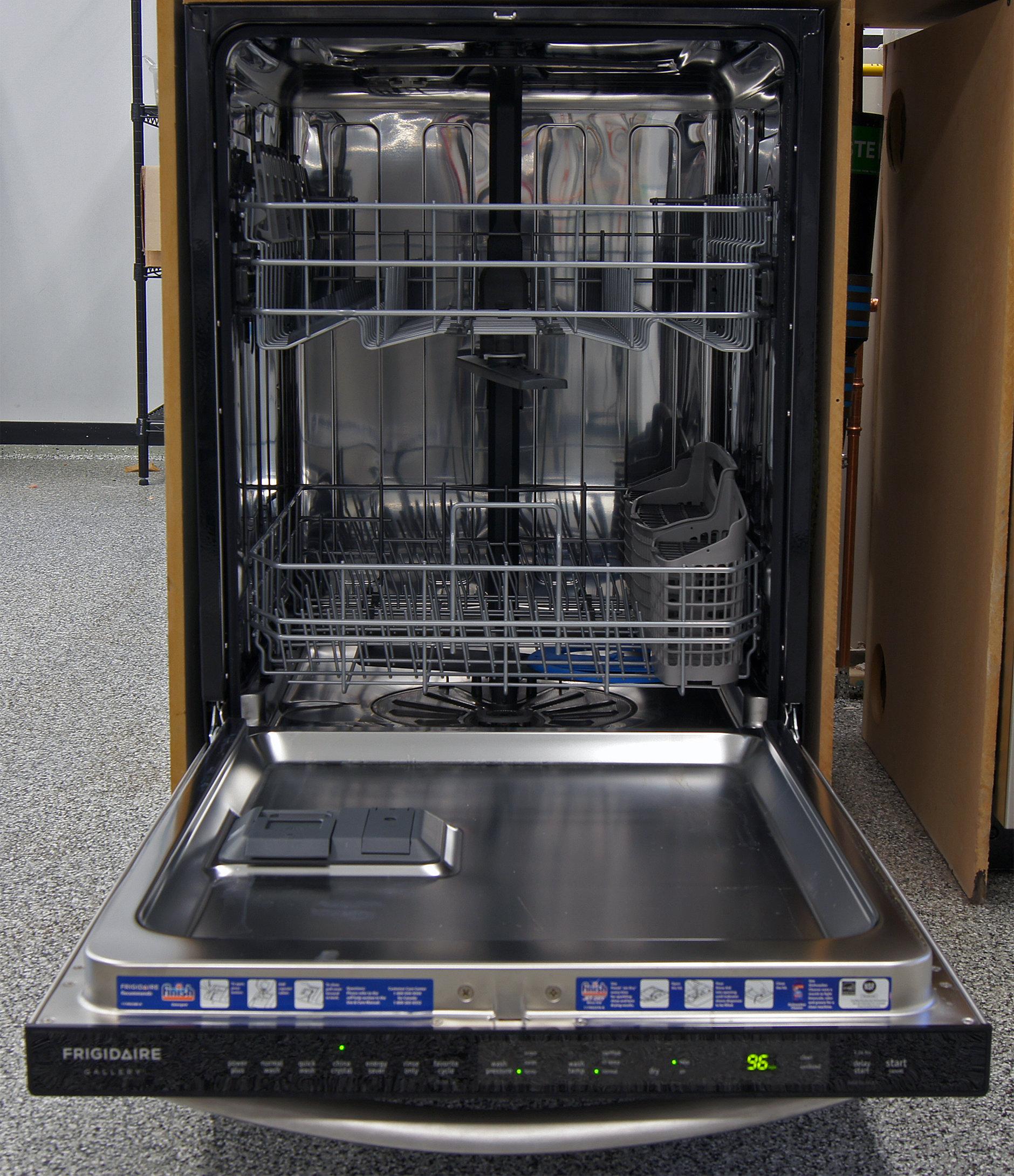 Frigidaire Gallery FGID2474QF Dishwasher Review
