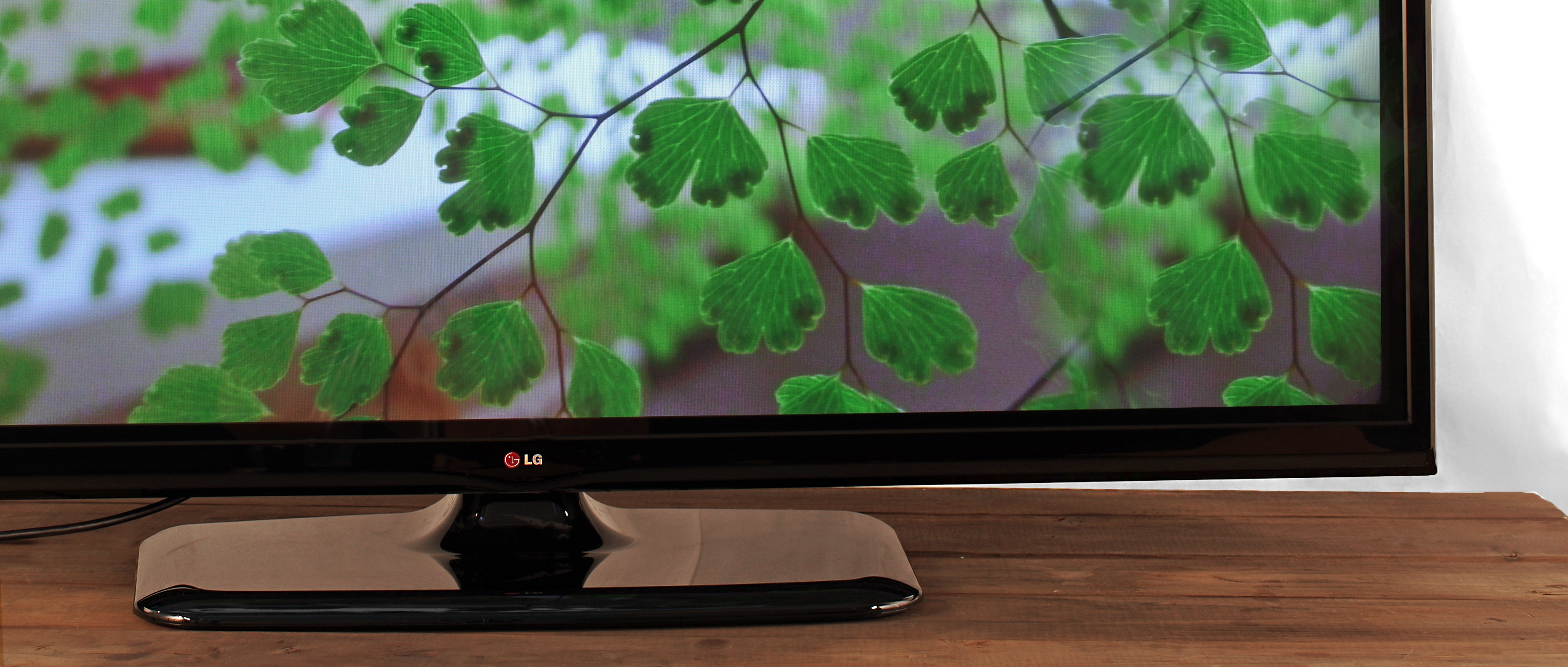 The LG 50PB6600 plasma TV