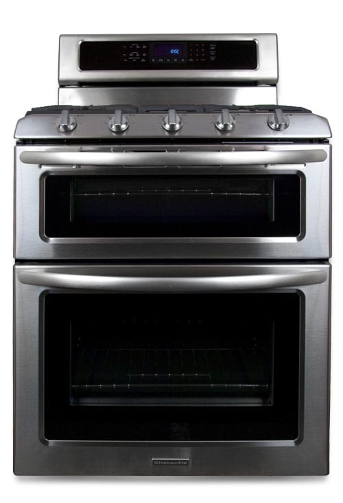 Kitchenaid Kgrs505xss Review Reviewed Com Ovens