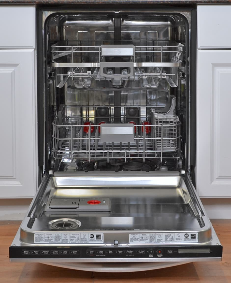 Kenmore Elite 12793 Review Reviewed Com Dishwashers