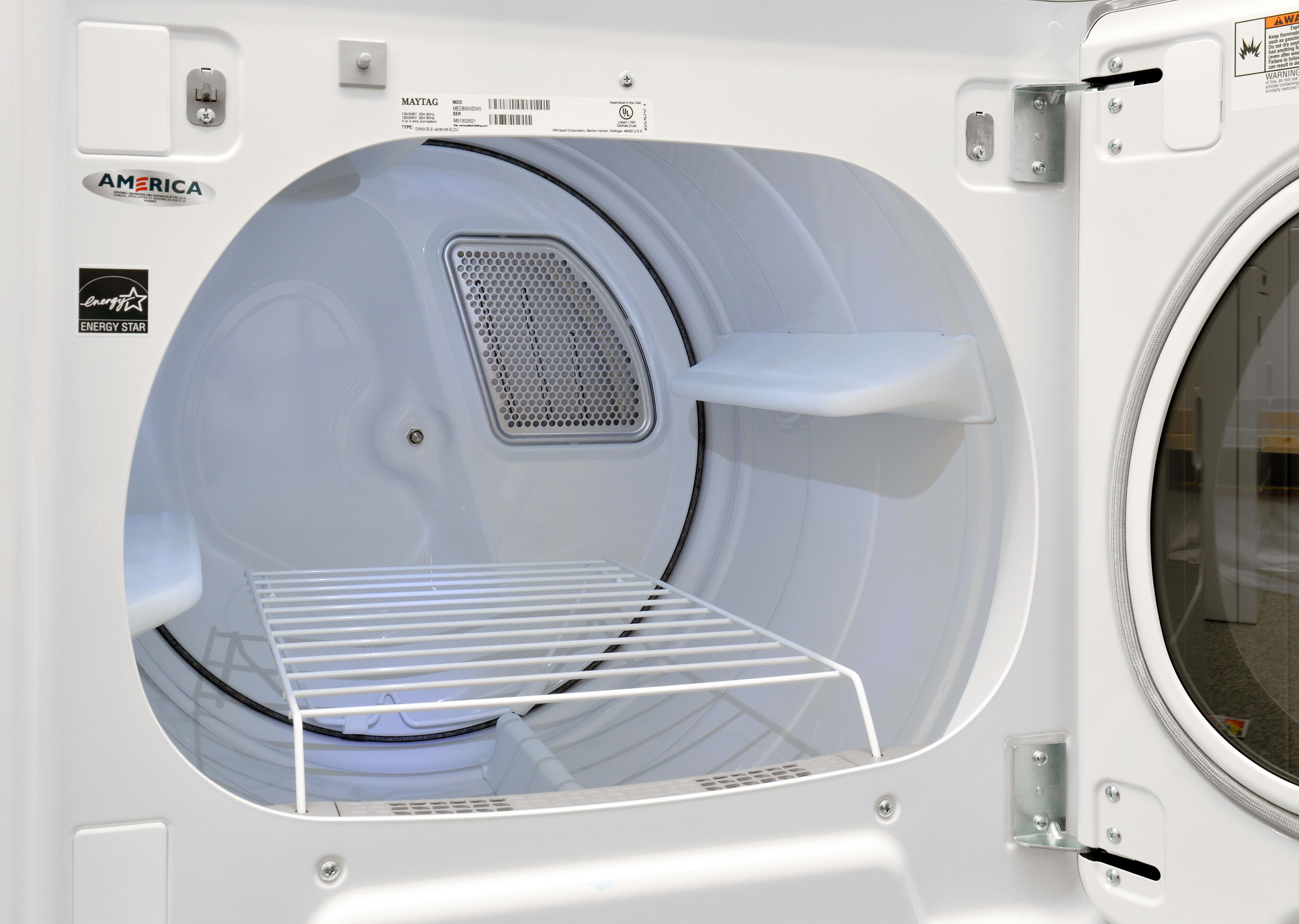 Maytag Bravos Mgdb855dw Dryer Review Reviewed Com Laundry