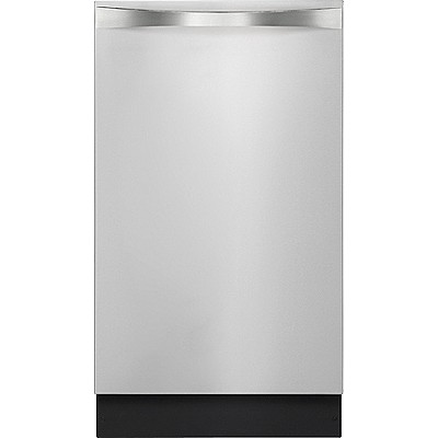 Kenmore Elite 14683 18 Inch Built-In Stainless Steel Dishwasher