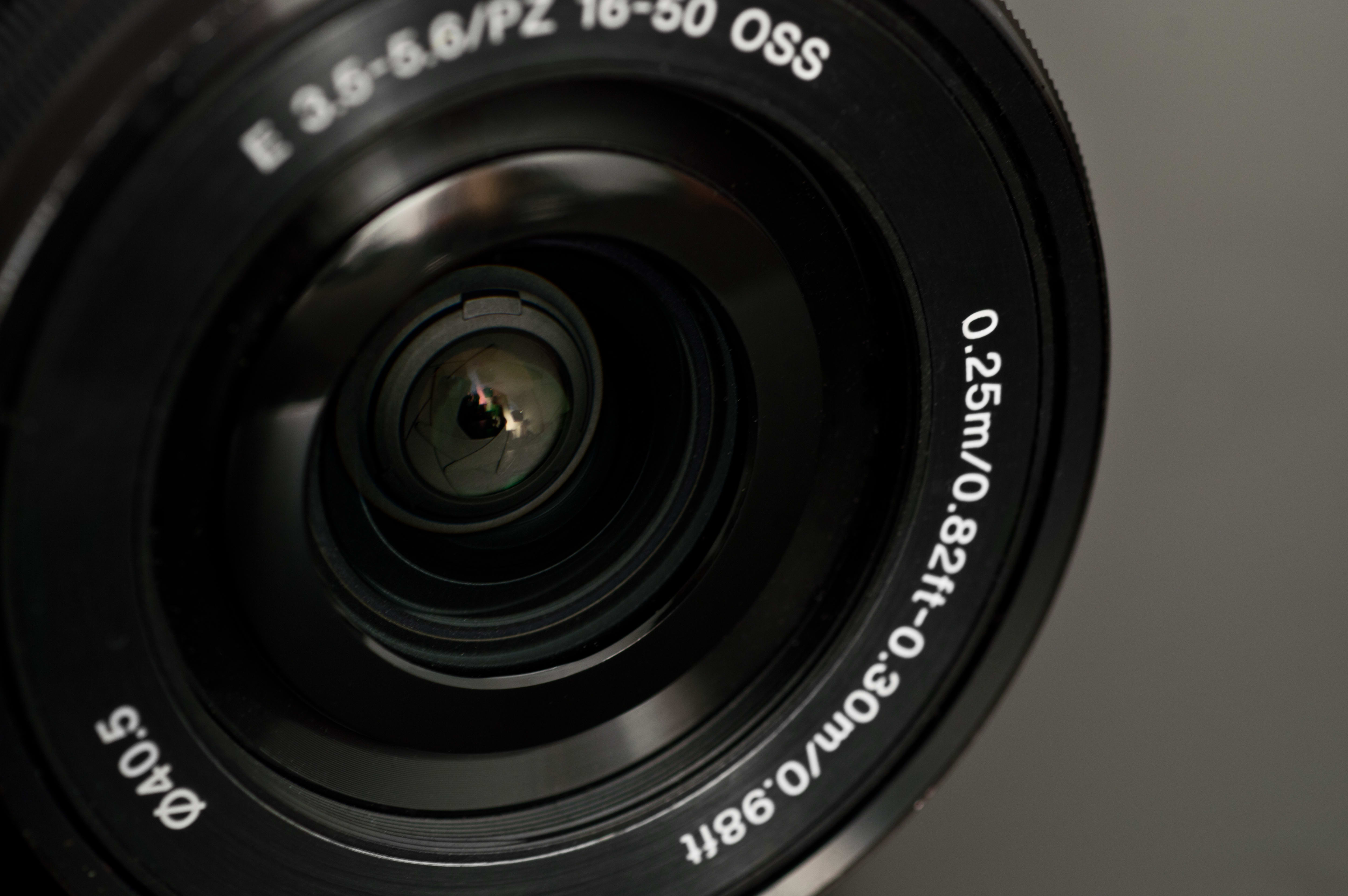 Shot of the 16-50mm f/3.5-5.6 at f/36.
