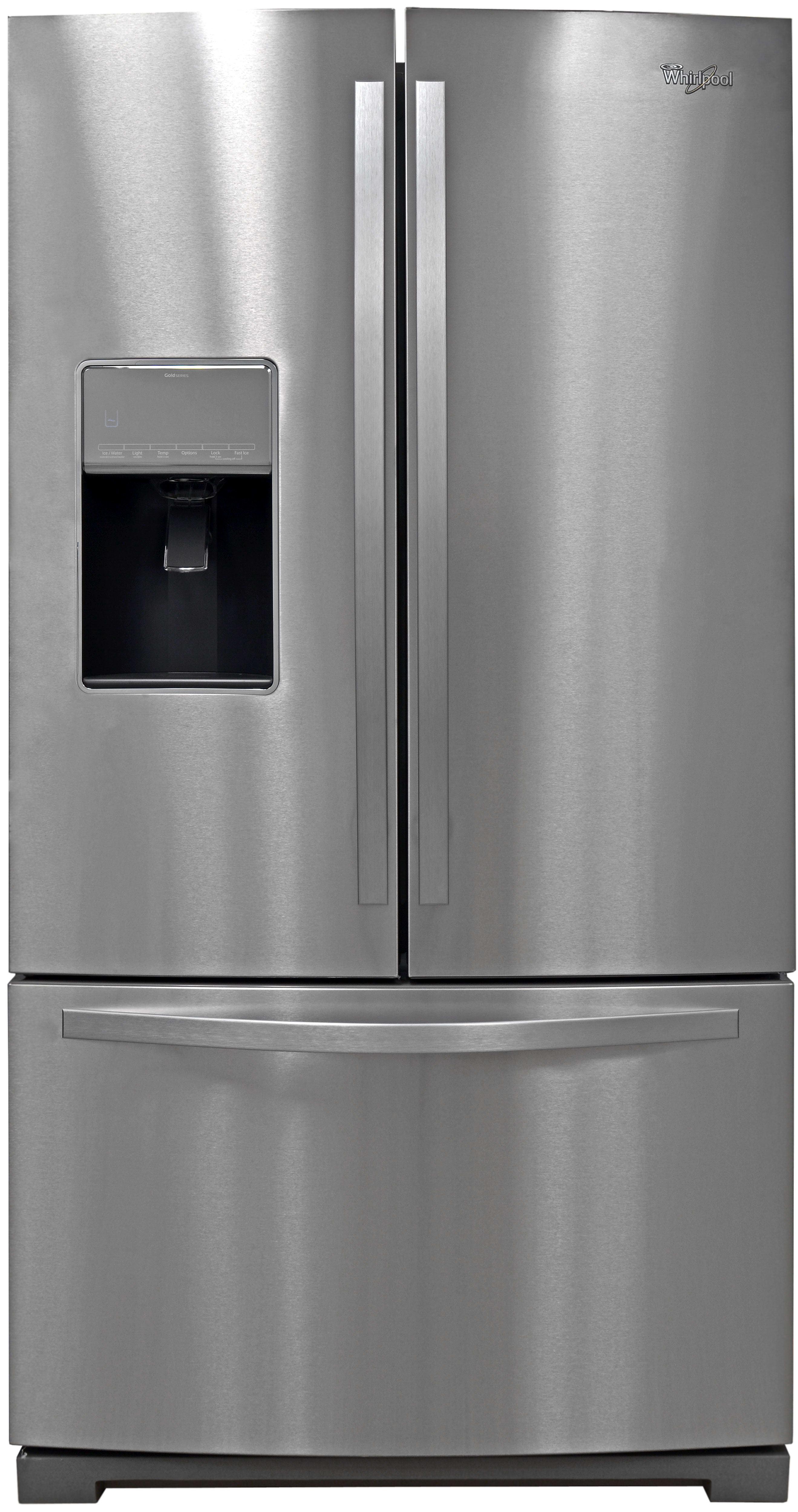 Whirlpool Wrf757sdem Refrigerator Review Reviewed Com