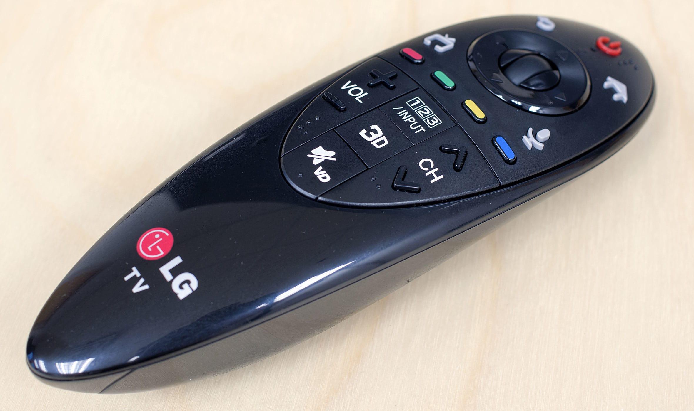LG 60LB7100 magic remote