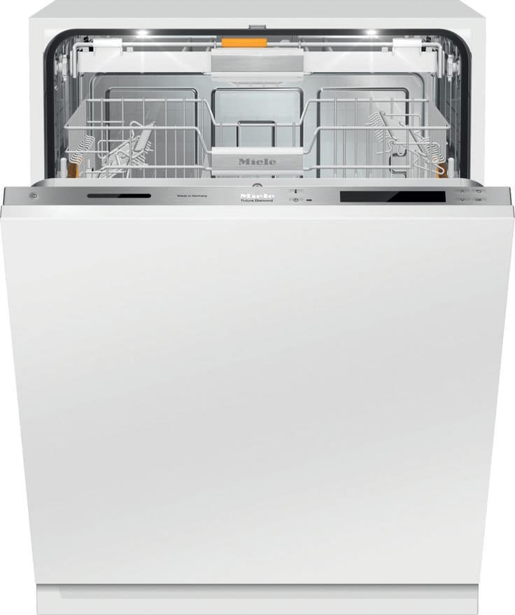 Render of the dishwasher's front