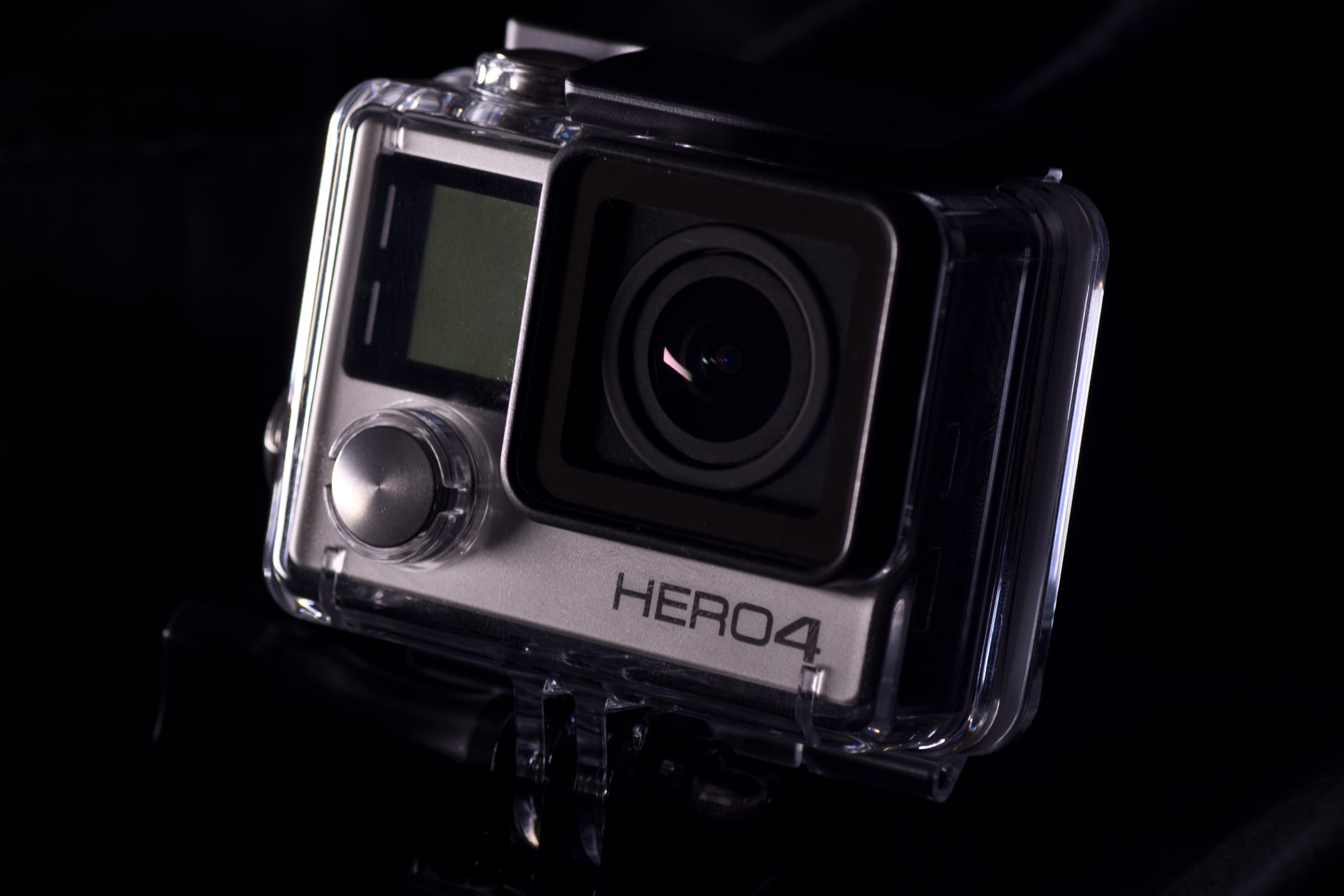 GoPro Hero4 Silver Edition Camcorder Review - Reviewed.com Camcorders