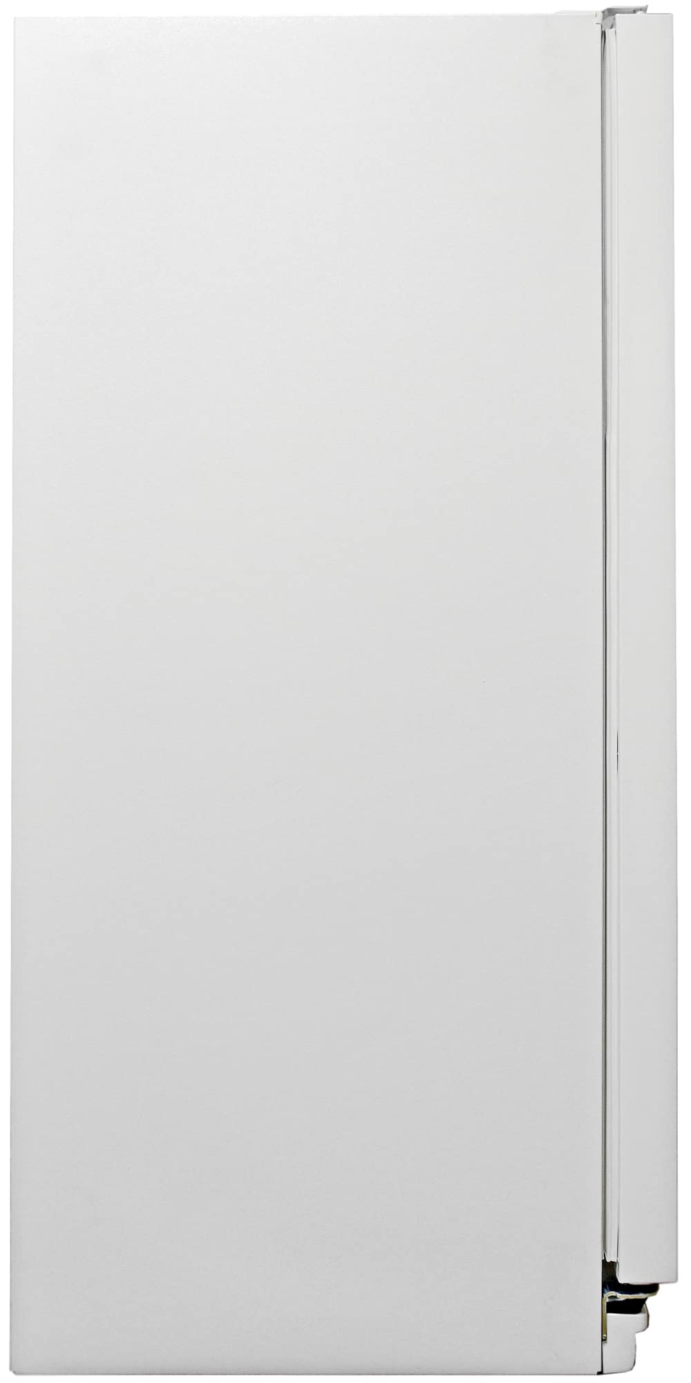 The Kenmore 51122's white matte sides complement its glossy front.