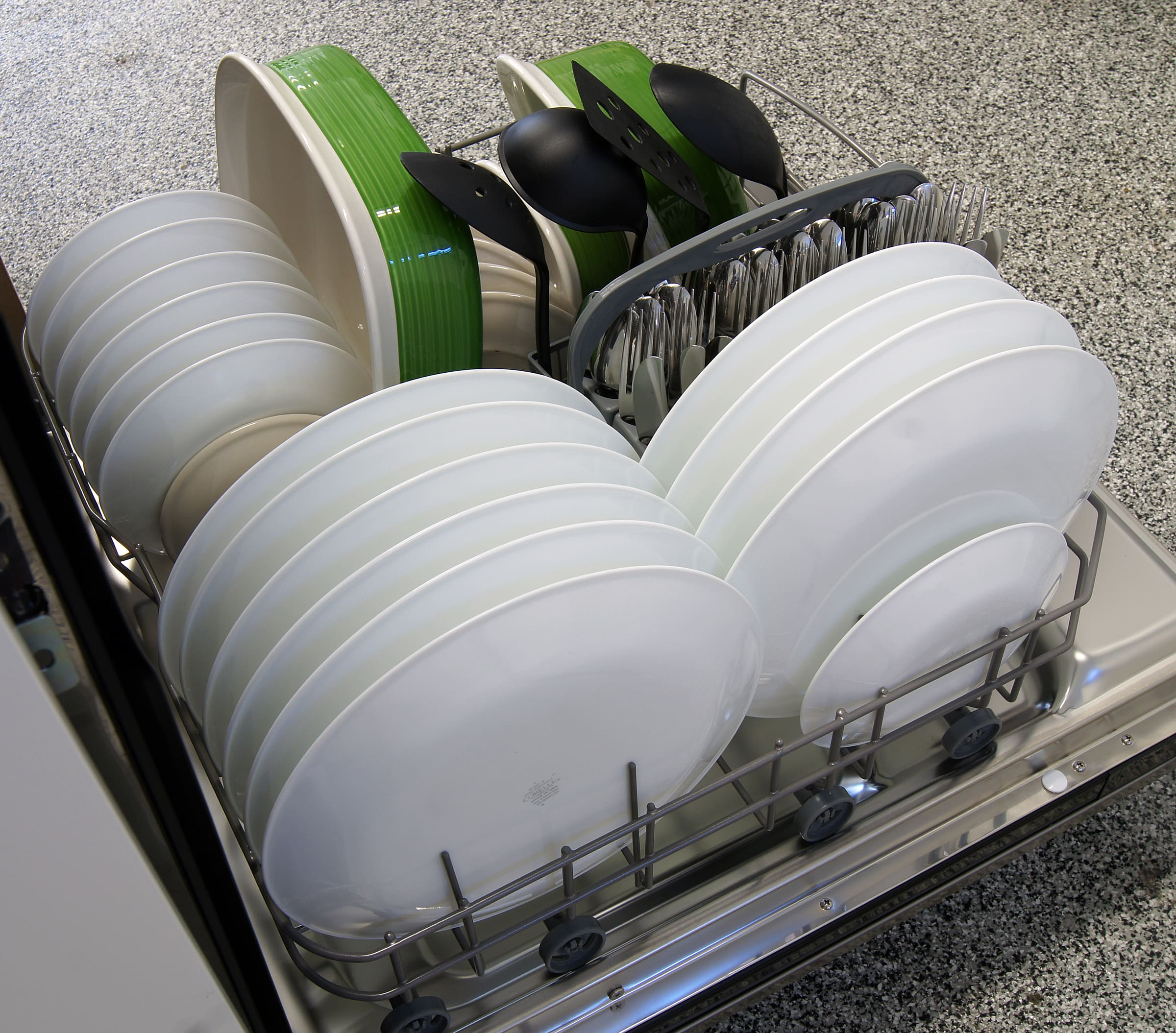 Fagor LFA-75IT bottom rack capacity