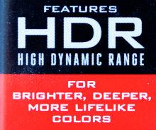 HDR Blu-ray Logo
