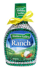 Jewel-Encrusted Hidden Valley Ranch Bottle