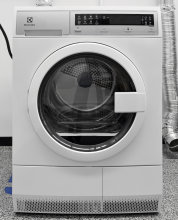 Electrolux EIED200QSW Front