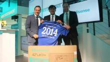 Hisense–Schalke 04 Jersey Exchange