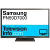 Product Image - Samsung PN59D7000
