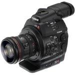 Eos c300 ef fisheye lens lf 3 4