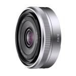 Sony e 16mm f:2.8 e mount prime lens