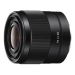 Sony fe 28mm f:2 full frame e mount prime lens
