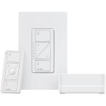 Lutron p bdg pkg1w caseta wireless smart lighting starter kit