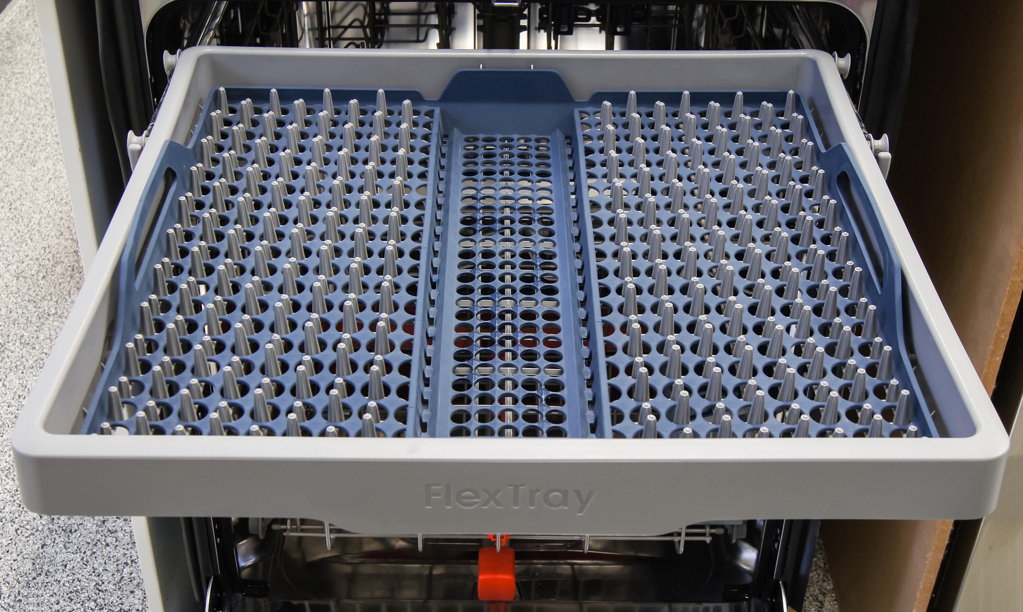 Samsung DW80H9930US third rack Flextray