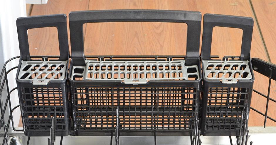GE Profile PDT760SSFSS cutlery basket