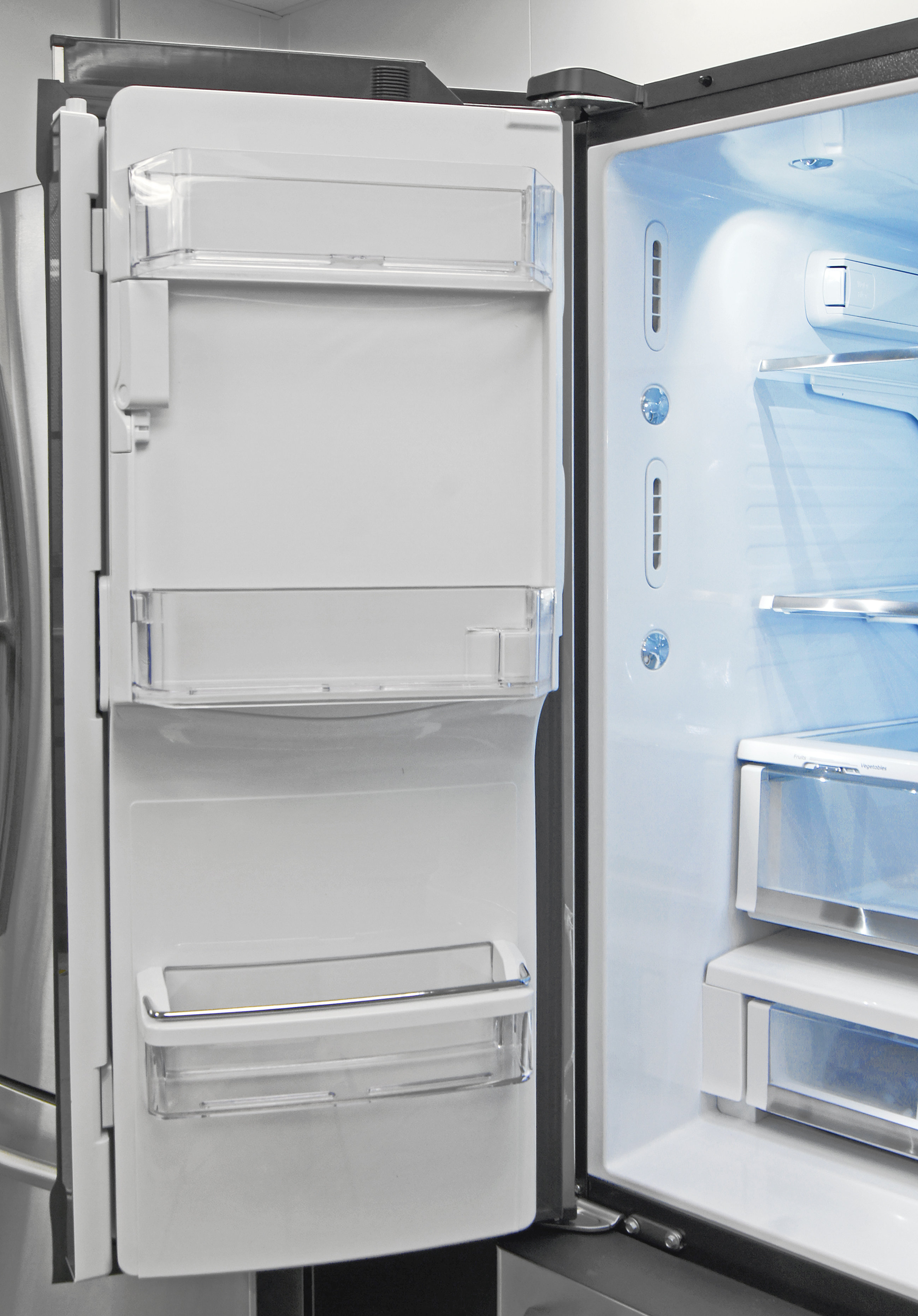 Ge Caf 233 Cfe28tshss Refrigerator Review Reviewed Com