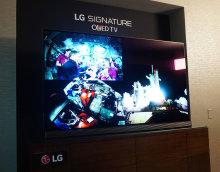 LG Signature OLED