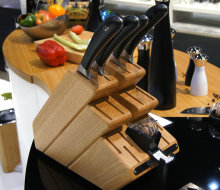 Knife Block-Full View