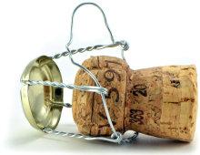 Champagne cork