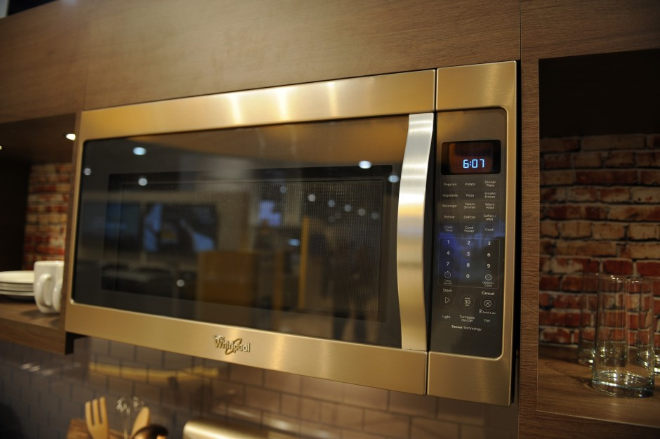 Up Close With Whirlpool S New Sunset Bronze Finish