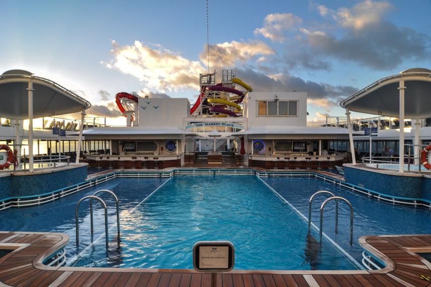 Norwegian Cruise Line Norwegian Breakaway Review Reviewedcom - Norwegian breakaway cruise ship