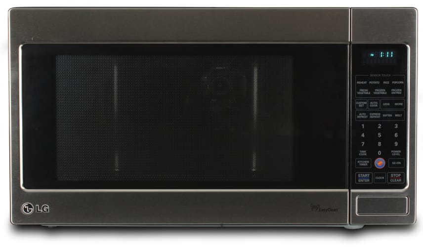Credit The Lg Lcrt2010st Countertop Microwave