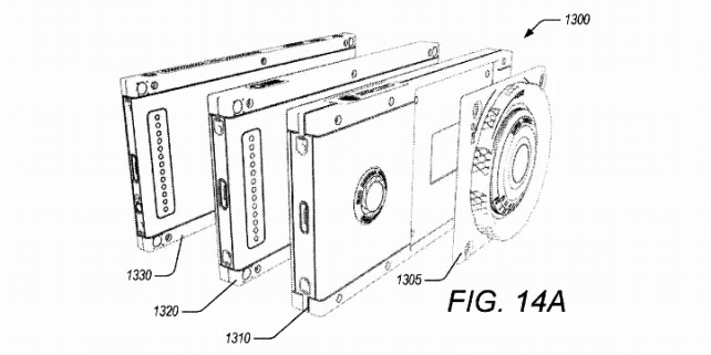 RED US Patent Design Modularity