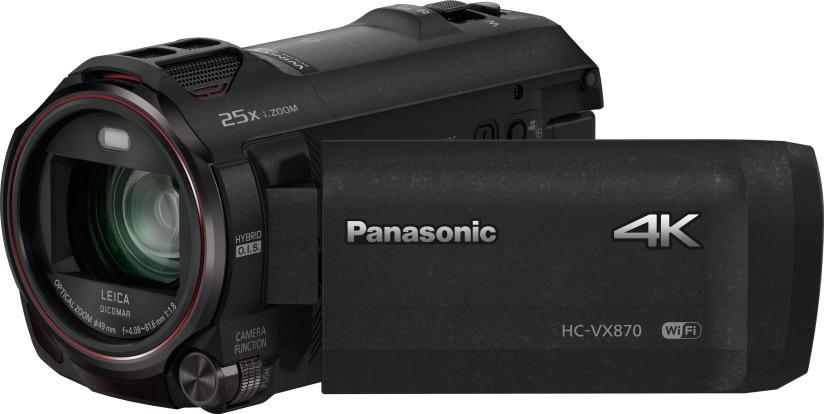 Product Image - Panasonic HC-VX870