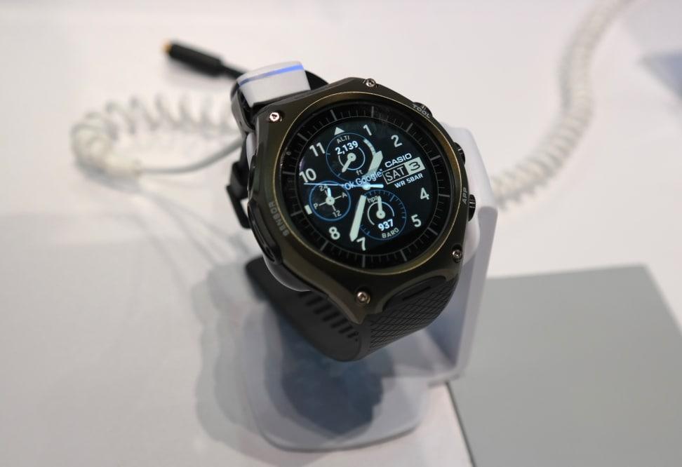 Casio WSD-F10 Smart Outdoor Watch (Vanity)