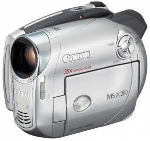 Product Image - キヤノン (Canon) (Canon (キヤノン)) iVIS DC200