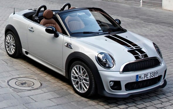 Product Image - 2012 Mini Cooper Roadster