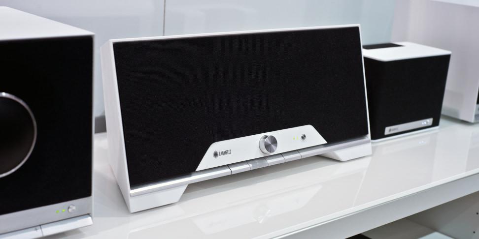 Raumfeld S Multi Room Wifi Speakers Deliver Top Marks