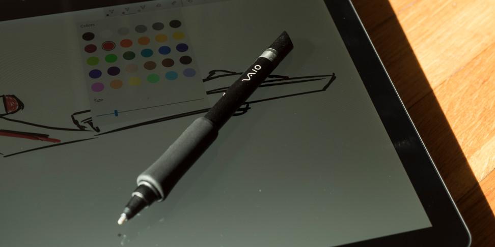 Vaio Z Flip Ntrig Active Pen