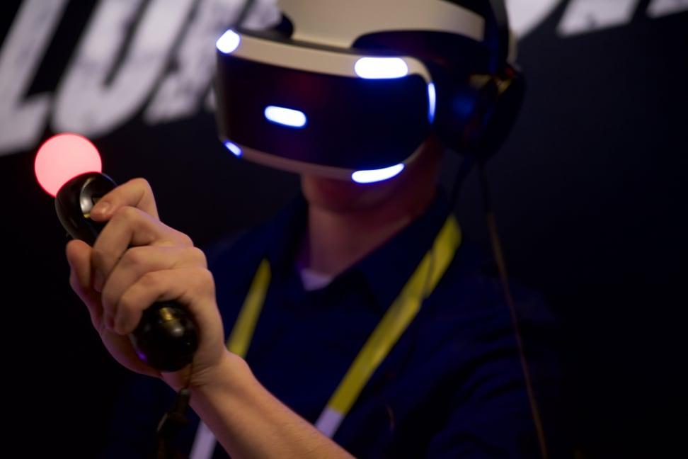 PlayStation VR - Controller